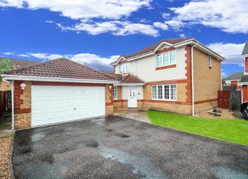 Thumbnail 5 bed detached house for sale in Marshall Way, Tullibody, Alloa