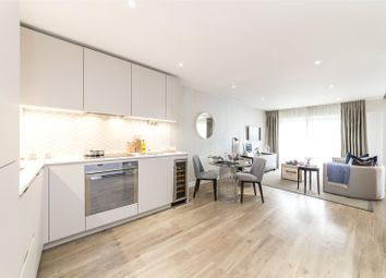Thumbnail 2 bed flat for sale in The Sterling Apartments, 3 Beaufort Square, Beaufort Park, London