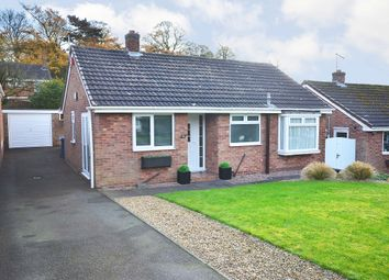 Thumbnail 2 bed detached bungalow for sale in Frobisher Drive, Swynnerton, Stone