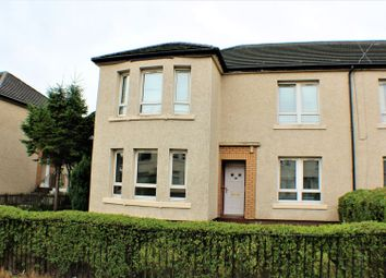 Thumbnail 3 bed flat for sale in Balgraybank Street, Glasgow