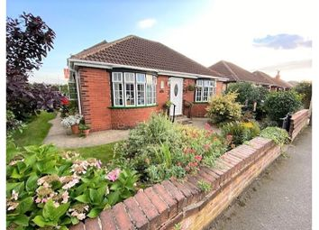 Thumbnail 3 bed detached bungalow for sale in Alexandra Road, Harworth, Doncaster