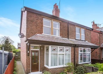 Thumbnail 3 bed semi-detached house for sale in Torrs Road, Harrogate