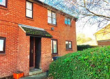 Thumbnail 1 bedroom flat for sale in Heronbridge Close, Westlea, Swindon