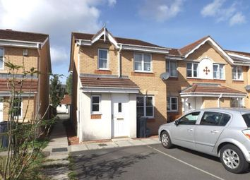 Thumbnail 3 bed end terrace house for sale in Blackmoor Close, Darlington
