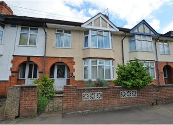 Thumbnail 3 bed terraced house for sale in Towcester Road, Far Cotton, Northampton