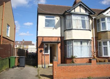 Thumbnail 3 bedroom semi-detached house to rent in Norfolk Road, Luton