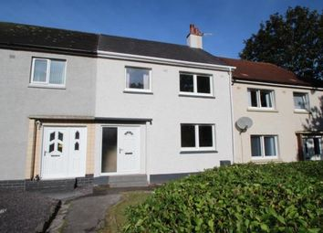 Thumbnail 3 bed terraced house for sale in Easterton Avenue, Busby, East Renfrewshire