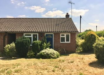 Thumbnail 1 bed bungalow for sale in St. Peters Road, Kineton, Warwick, Warwickshire