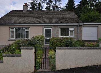 Thumbnail 2 bed bungalow for sale in 3 Sanquar Drive, Forres