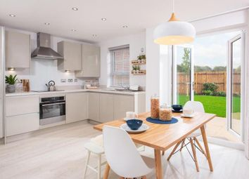 "Thumbnail 3 bedroom end terrace house for sale in ""Maidstone"" at Tenth Avenue, Morpeth"