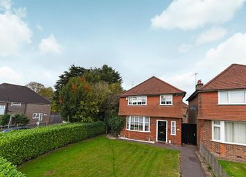 Thumbnail 3 bedroom detached house for sale in Nutfield Road, Merstham