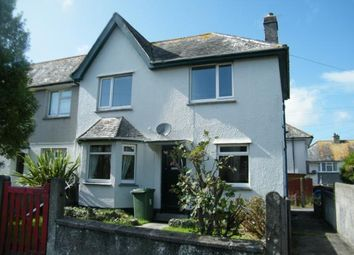 Thumbnail 3 bed end terrace house for sale in Treneere, Penzance, Cornwall
