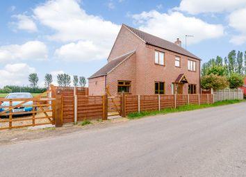 Thumbnail 3 bed detached house for sale in Terrington St John., Wisbech, Norfolk