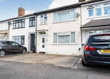 Thumbnail 3 bed terraced house for sale in Carnforth Gardens, Hornchurch