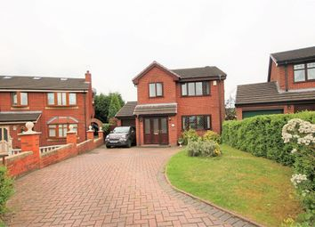 Thumbnail 4 bed detached house for sale in Matlock Close, Atherton, Atherton, Lancashire