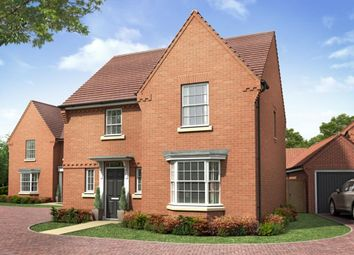 "Thumbnail 4 bed detached house for sale in ""Shenton"" at Hurst Lane, Auckley, Doncaster"