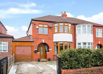Thumbnail 3 bed semi-detached house for sale in East Lancashire Road, Worsley, Manchester