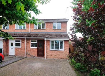Thumbnail 3 bed semi-detached house for sale in Bradshaw Meadows, Hatton