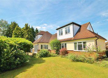 Thumbnail 6 bed detached bungalow for sale in Tadmor Close, Sunbury-On-Thames, Surrey