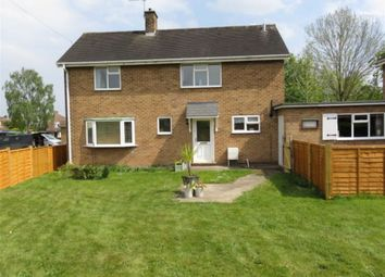 Thumbnail 3 bed detached house to rent in 1 Police Houses, St Martins Road, Gobowen, Oswestry, Shropshire