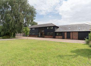 6 bed detached house for sale in Bethersden Road, Hothfield, Ashford TN26