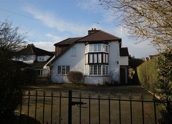 Thumbnail 4 bed detached house for sale in Lower Road, Chalfont St Peter, Buckinghamshire