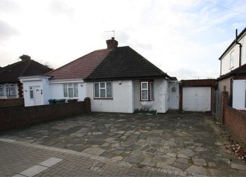 Thumbnail 2 bedroom semi-detached bungalow for sale in Dale Avenue, Edgware, Middlesex