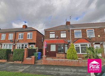Thumbnail 3 bed end terrace house to rent in Richmond Road, Hessle