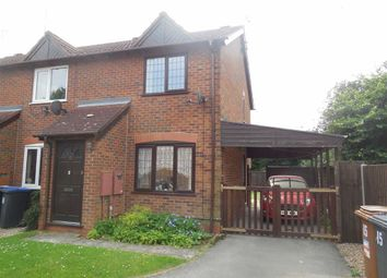 Thumbnail 2 bed semi-detached house to rent in Rydal Close, Hinckley