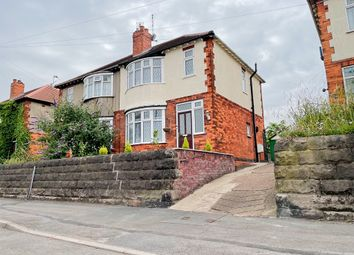 Thumbnail 3 bed semi-detached house for sale in Raynesway, Alvaston, Derby