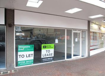 Thumbnail Retail premises to let in 52 St Loyes Street, Bedford