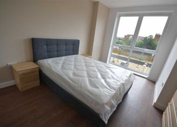 Thumbnail 2 bed flat to rent in The Riley Building, Lowry Wharf, Salford, Salford, Greater Manchester