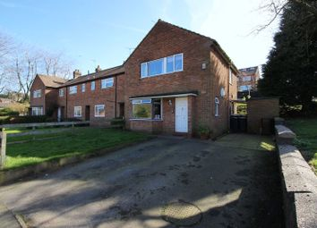 Thumbnail 3 bed terraced house for sale in Hamil Drive, Leek, Staffordshire