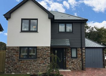 Thumbnail 3 bed detached house for sale in Pine At Foxgloves, Tregay Lane, Liskeard