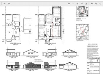 Thumbnail 3 bed bungalow for sale in Wicks Lane, Formby, Liverpool