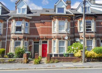 Thumbnail 1 bed flat for sale in Raleigh Road, St. Leonards, Exeter