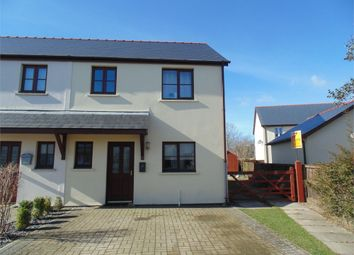 Thumbnail 3 bed semi-detached house for sale in Dungleddy Court, Clarbeston Road, Pembrokeshire