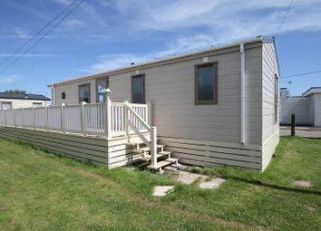 Thumbnail 2 bedroom mobile/park home for sale in Faversham Road, Seasalter, Whitstable