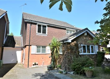 Thumbnail 3 bed link-detached house for sale in Limmer Close, Wokingham, Berkshire