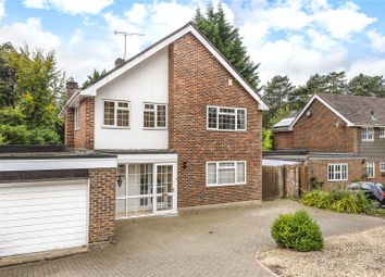 Thumbnail 4 bed detached house to rent in Crownfields, Sevenoaks, Kent
