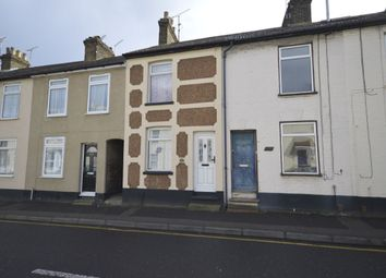 Thumbnail 3 bed terraced house to rent in Station Road, Rainham, Gillingham