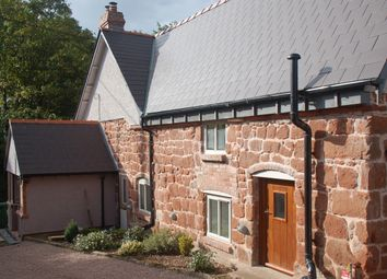 Thumbnail 4 bed detached house for sale in Dovaston, Oswestry, Shropshire