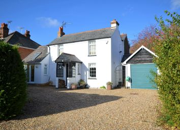 Thumbnail 4 bed detached house for sale in Broadwell Road, Wrecclesham, Farnham