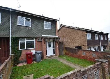 Thumbnail 4 bed semi-detached house to rent in Barnsdale Road, Reading