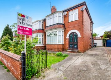 Thumbnail 3 bed semi-detached house for sale in Armthorpe Road, Wheatley Hills, Doncaster