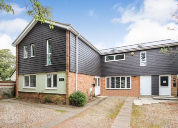 Thumbnail 3 bed flat to rent in Tuckswood Lane, Norwich