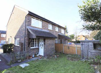 1 bed semi-detached house for sale in Hambledon Close, Uxbridge UB8
