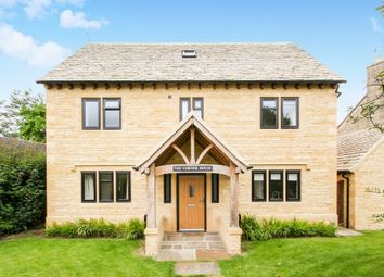 Thumbnail 5 bed detached house to rent in Foxes Close, Station Road, Bourton-On-The-Water, Cheltenham