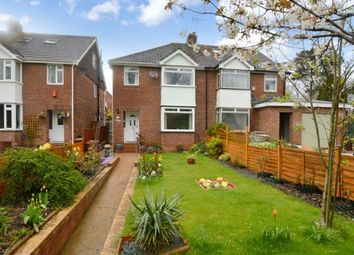 Thumbnail 3 bedroom semi-detached house for sale in Honiton Road, Heavitree, Exeter, Devon