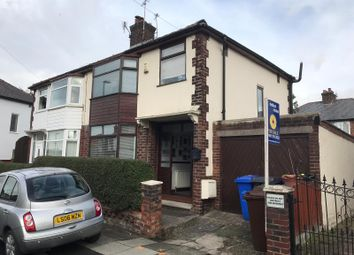 Thumbnail 3 bedroom semi-detached house for sale in St. Andrews Avenue, Manchester